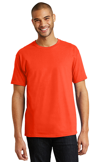 Hanes - Tagless 100% Cotton T-shirts