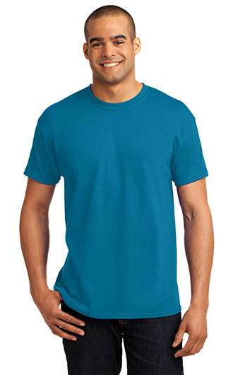 Hanes EcoSmart 50/50 Cotton/Poly T-shirts