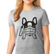 T-shirt Dog Mask
