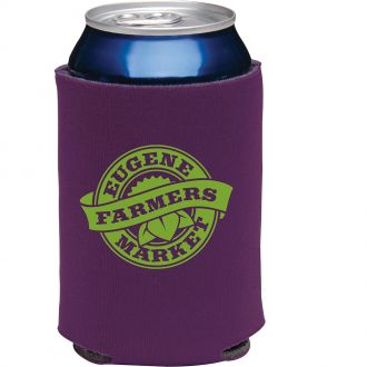 Koozie Collapsible Eco Can Kooler - Screen Print