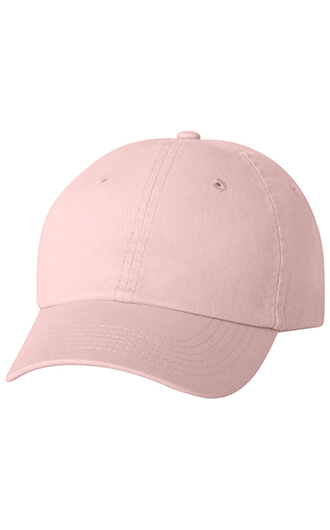 Valucap - Small Fit Bio-Washed Dad's Cap