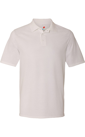 Hanes - X - Temp Pique Sport Shirt with Fresh IQ