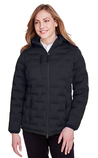 North End Women's Loft Puffer Jacket