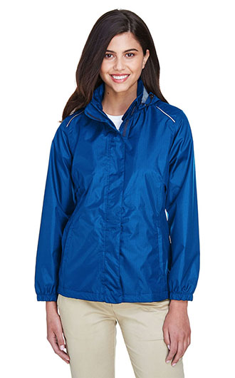 Core 365 Women's Climate Seam-Sealed Lightweight Variegated Rips