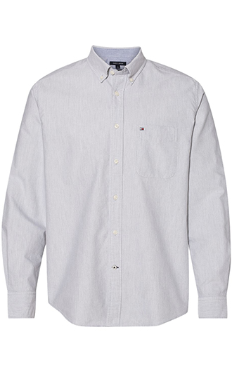 Tommy Hilfiger - New England Solid Oxford Shirt