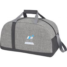 Reclaim Two-Tone Recycled Sport Duffel Embroidered