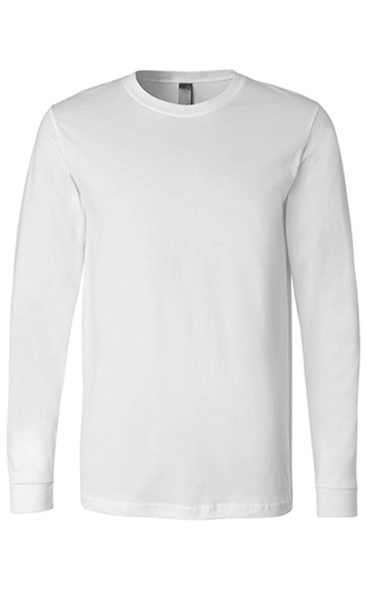 BELLA  CANVAS - Unisex Jersey Long Sleeve Tee