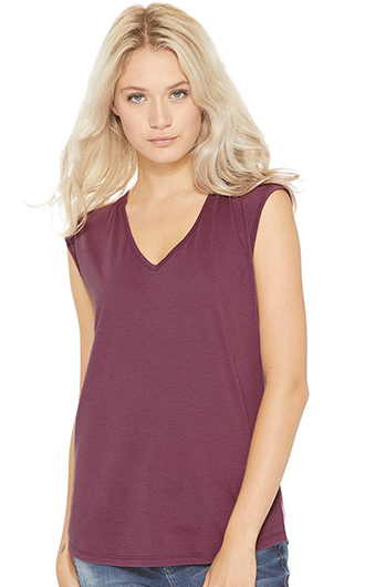 Next Level - Women's Festival Sleeveless V