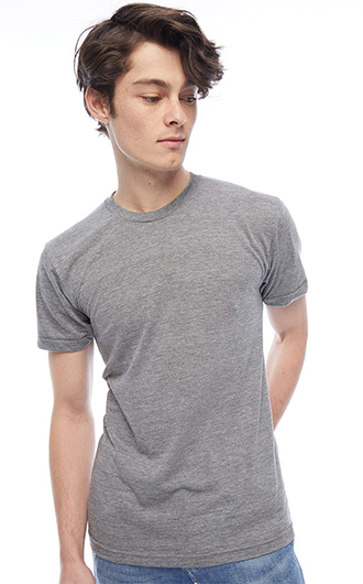 American Apparel - Triblend Track Tee