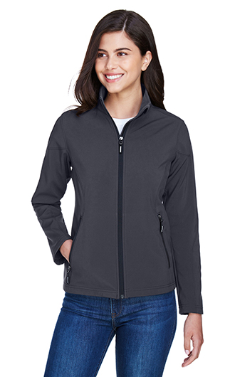 Cruise Core365 Women's 2-Layer Fleece Bonded Soft Shell Jackets