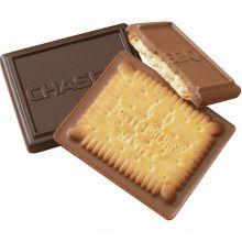Rectangle Chocolate Cookie 1oz.