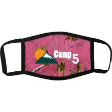 RealTree Dye Sublimated 3-Layer Mask