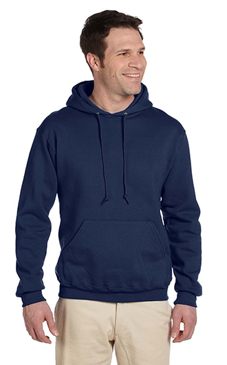 Jerzee 9.3 oz. Super Sweat Pullover Hood