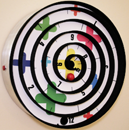 15 Fun Clocks - Clock 7