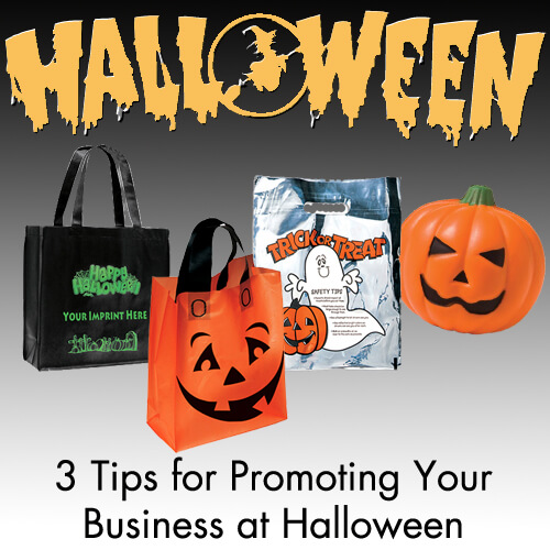 3 Tips for Promoting Your Business at Halloween