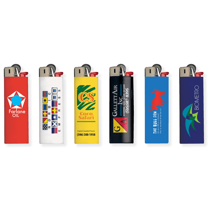 how to start a bic lighter