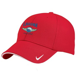 custom Nike golf hat