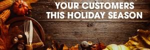 thanksgiving promos