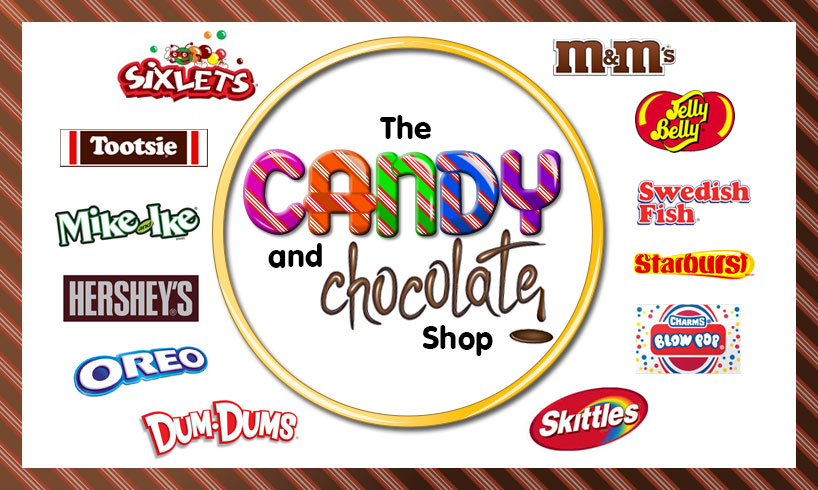 Food Logo Brands Candy Brand Logos
